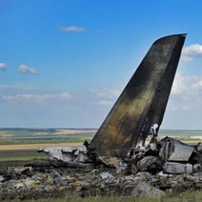 ЛНР заподозрила военных в фальсификации данных о крушении Ил-76