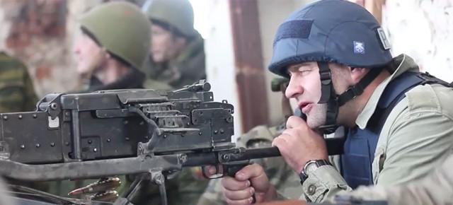 Пореченков со скандалом побывал на Донбассе