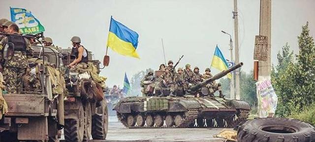 Война на Донбассе: взрывы не стихают ни на минуту