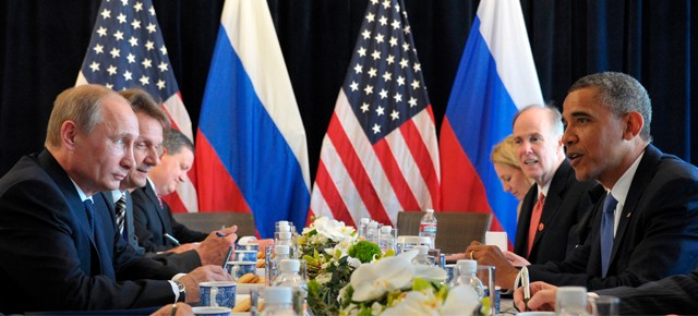 """""""Новое охлаждение отношений"""" США и России"""
