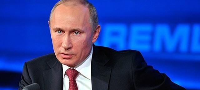 В. Путин: «Если российский мишка будет сидеть спокойно, ему вырвут и клыки, и когти»