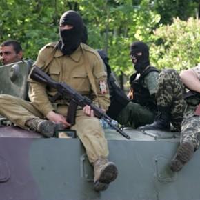 """Грузовики с телами боевиков """"выгрузились"""" на свалке в Донецке"""