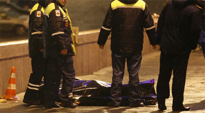 Убийство Бориса Немцова, 27.02.2015