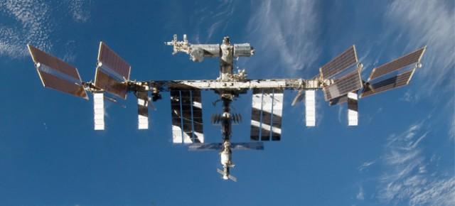 НАСА заявляет, что не планирует замену МКС вместе с Россией