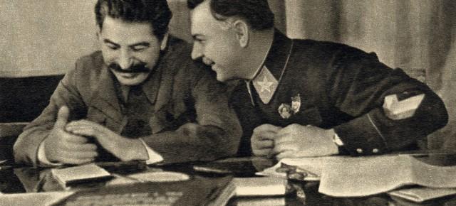Сталин оказался главным борцом против культа Победы