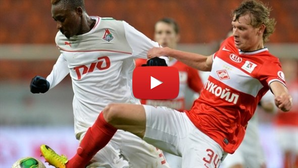 «Локомотив» — «Лудогорец», смотреть онлайн, начало текстовой и видео транс ...