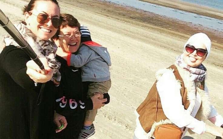Наталья Фриске показала последние фото сестры Жанны Фриске перед смертью