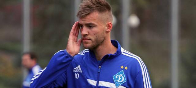 Андрей Ярмоленко стал игроком Валенсии