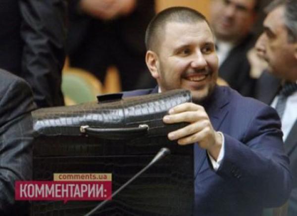 Депутат Сергей Алексеев и клименко