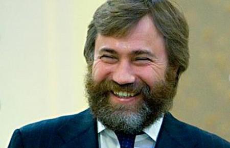 Вадим Новинский: питерский криминал Путина под крылом Порошенко