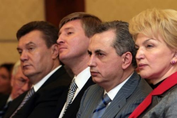 Борис Колесников и Ахметов