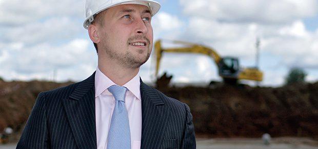 Андрей Биржин из Глоракс Групп обеспечивает дольщиков жильем