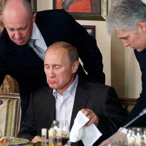 Ресторатор Евгений Пригожин — судимость не забыта: как повар Путина Яндекс ублажал