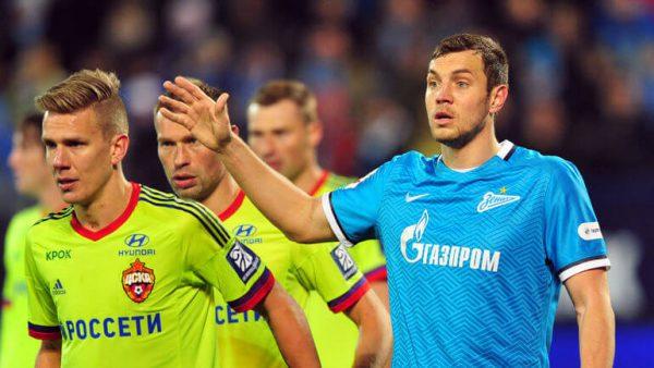 Зенит ЦСКА смотреть онлайн прямой эфир