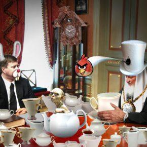 Виночерпий Кирилл: Церковь запускает производство кагора по соседству с однокурсником Путина Егоровым