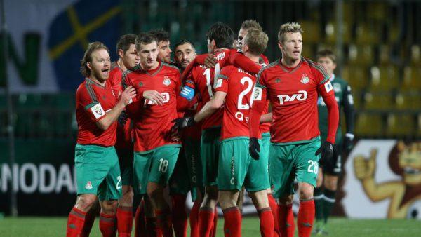 Краснодар Локомотив смотреть онлайн