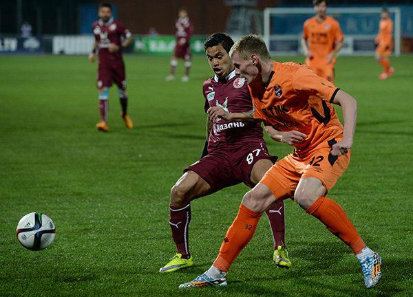 Футбол Рубин Урал смотреть онлайн