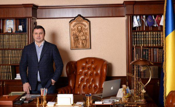 Максим Микитась, Укрбуд