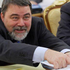 Игорь Артемьев в роли наемного киллера Владимира Когана