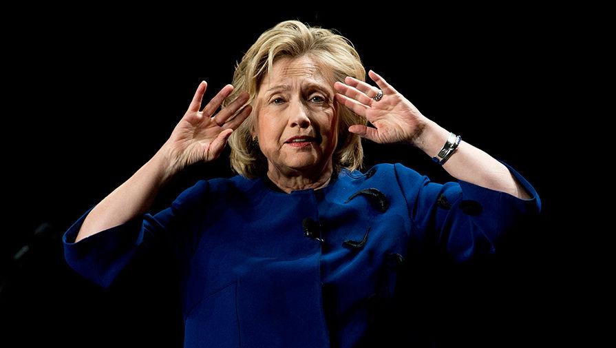 Штаб Клинтон платил запоиск компрометирующего Трампа досье— WP