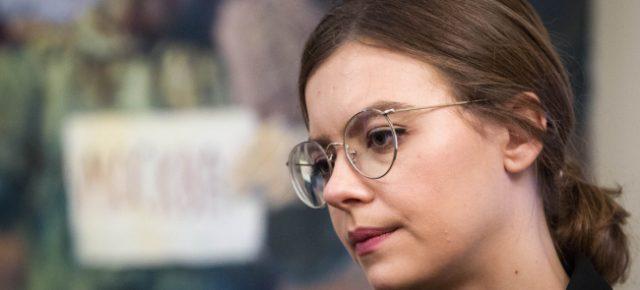 Анастасия Деева попрощалась с Кабмином