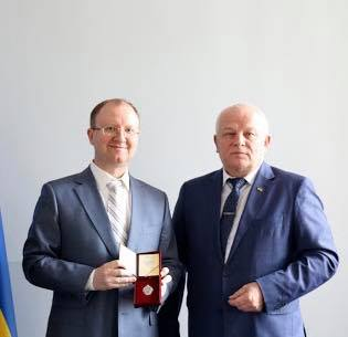 Андрей Ковальчук и Степан Кубив