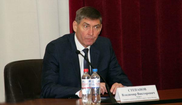 САО Владимира Степанова