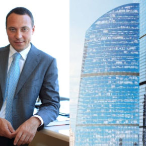Бизнесмен Александр Удодов был одним из первых инвесторов башни «Федерация» в Москва-Сити
