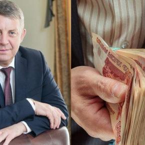 Брянский губернатор Александр Богомаз потратит 1,6 млн рублей на свой PR