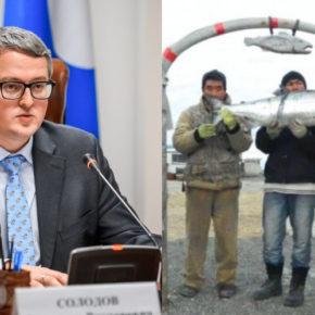 Камчатский губернатор Владимир Солодов потратит 4,8 млн рублей на собственный пиар