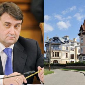 У родственников помощника президента Игоря Левитина нашлась элитная недвижимость стоимостью более 1 млрд рублей