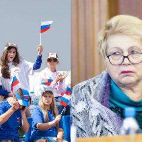 В екатеринбургской Гордуме «молодежную комиссию» возглавила 73-летняя Любовь Боркова